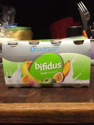 bifidus Drink Multivitamin Le plaisir au quotidien