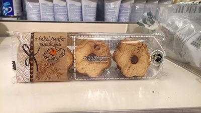Biscuit à l épeautre et avoine