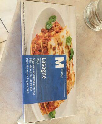 M-classic Lasagne