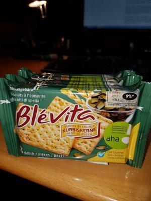 Blévita Graines de Courge