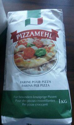 Pizzamehl Farine Pour Pizza