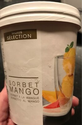 Sorbet Mango
