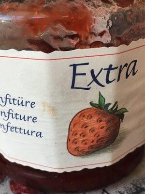 Extra Confiture fraise