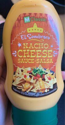 Nacho cheese sauce salsa