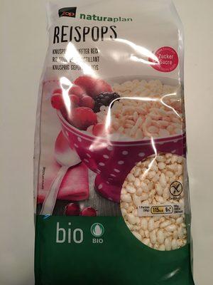 Coop Naturaplan Bio Reispops