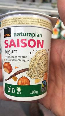 Naturaplan : Yogourt : Vermicelles-Vanille