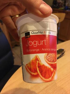 Yoghourt Orange sanguine