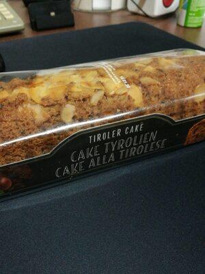 Cake tyrolien