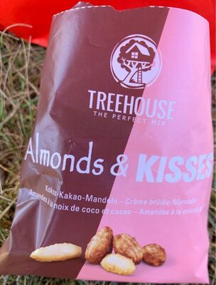 Almonds & Kisses