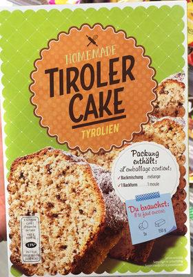 Homemade : Tiroler Cake