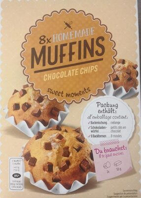 MUFFINS chocolate chips