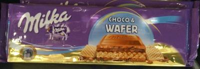 Choco & Wafer