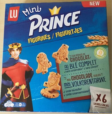 Mini Prince figurines