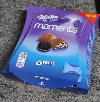 Milka moments Oreo