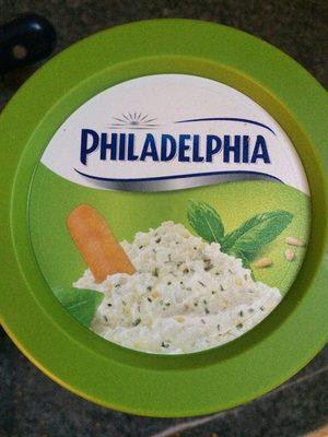 Philadelphia fouette basilic