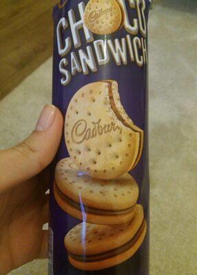 Choco sandwich