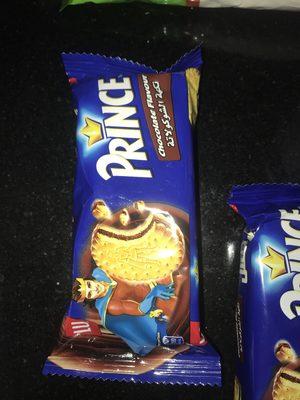 Prince chocolate flavour