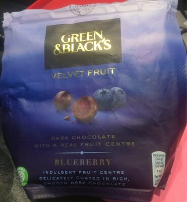 Velvet Fruit