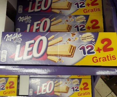 Leo blanc
