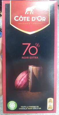 70% noir intense Fin