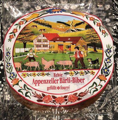 Appenzeller Barli-Biber