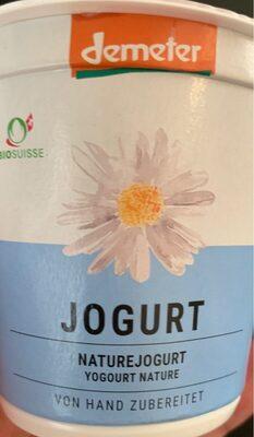 Nature jogurt