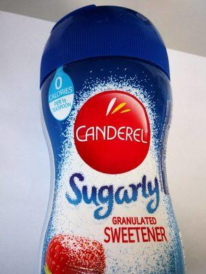 Canderel Sugarly