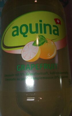 Aquina Grapefruit