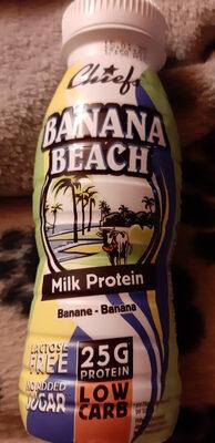 Milk Protein Banana