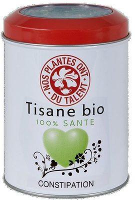 Tisane bio CONSTIPATION