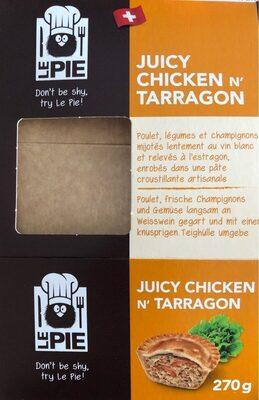 Juicy Chicken n' Tarragon
