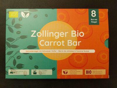Zollinger Bio Carrot Bar