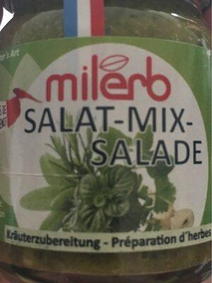 Salat-mix-salade
