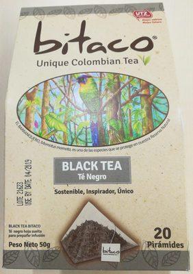Thé noir colombien