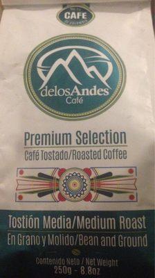 De los Andes café