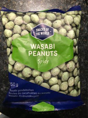 WASABI PEANUTS Spicy