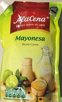Alacena Mayonesa Receta Casera X1KG