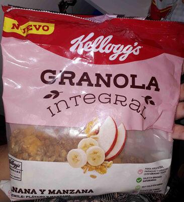 Granola integral