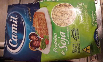 Proteina de soja