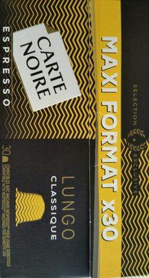 Espresso Lungo Classique