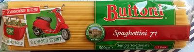 Spaghettini 71