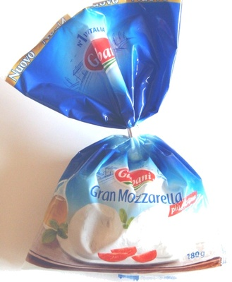 Gran Mozzarella (17% MG)