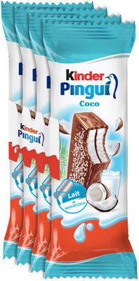 Kinder Pingui Coco