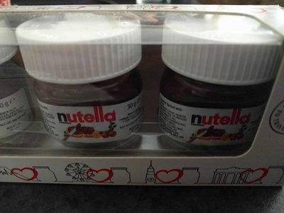 Nutella Mini 7er Geschenk-set