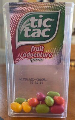 Tic Tac Fruit Adventure