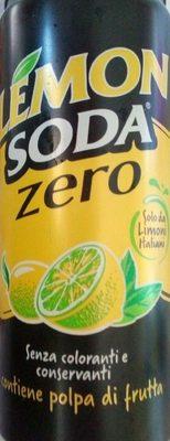Lemon Soda Light, Zitrone