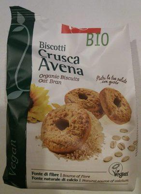 Biscuits Avena