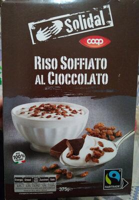 riso soffiato al cioccolato