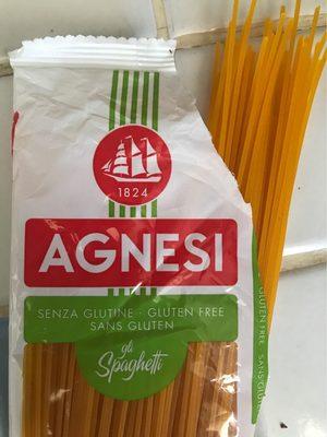 Spaghetti sans Gluten