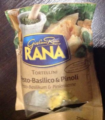 Tortellini Pesto-Basilico & Pinoli